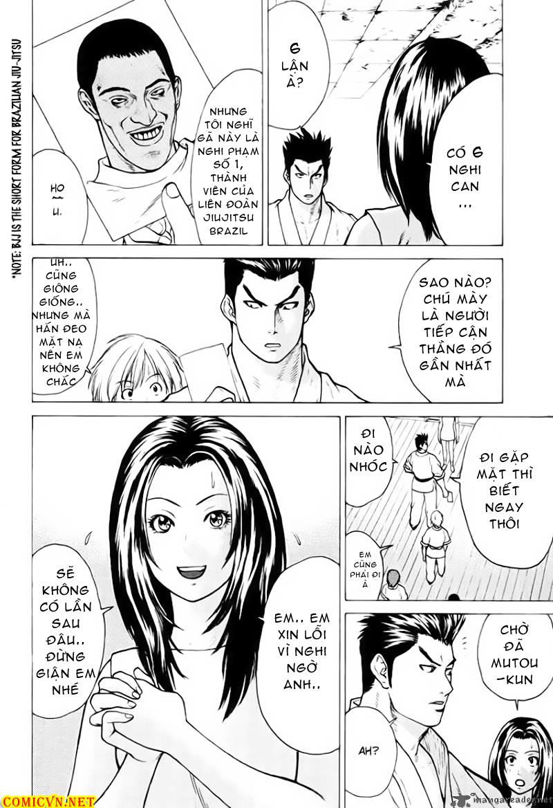 Karate Shoukoushi Kohinata Minoru chap 37 Trang 14