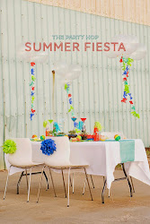 The Party Hop: Summer Fiesta