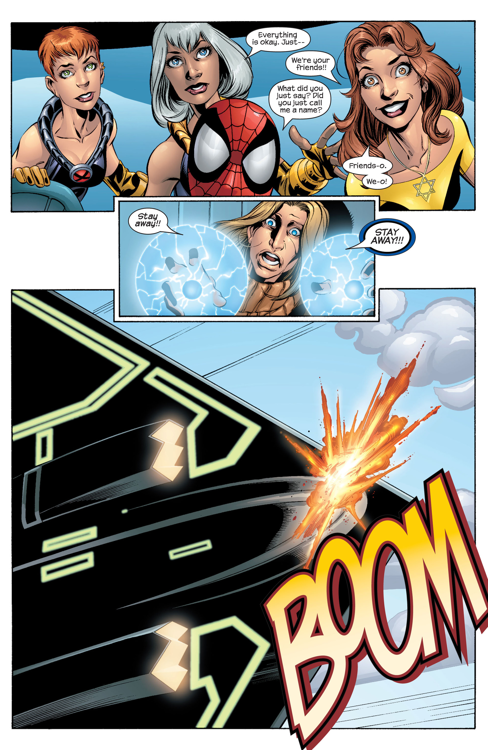 Ultimate Spider-Man (2000) Issue #43 #47 - English 17