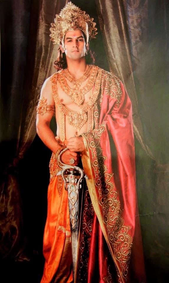 Profil dan Biodata Arun Singh Rana Mahabarata (Foto)
