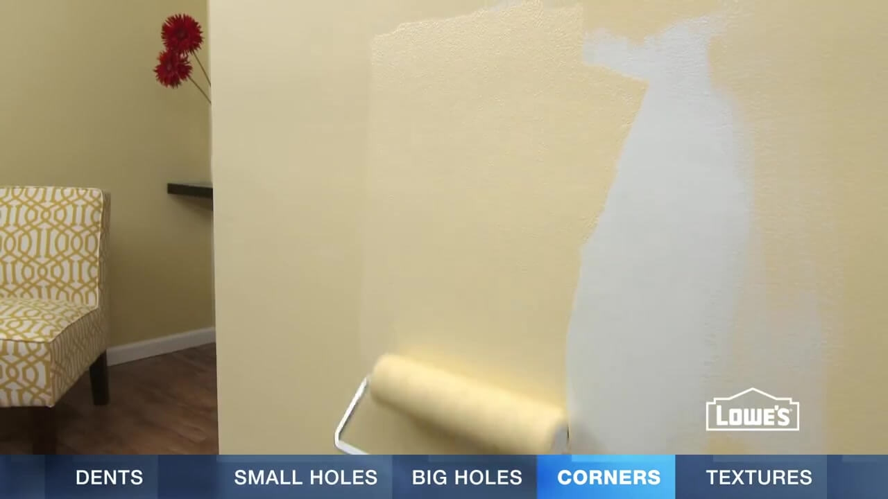 Diy c mo reparar paredes de drywall how to repair - Reparar y pintar paredes ...