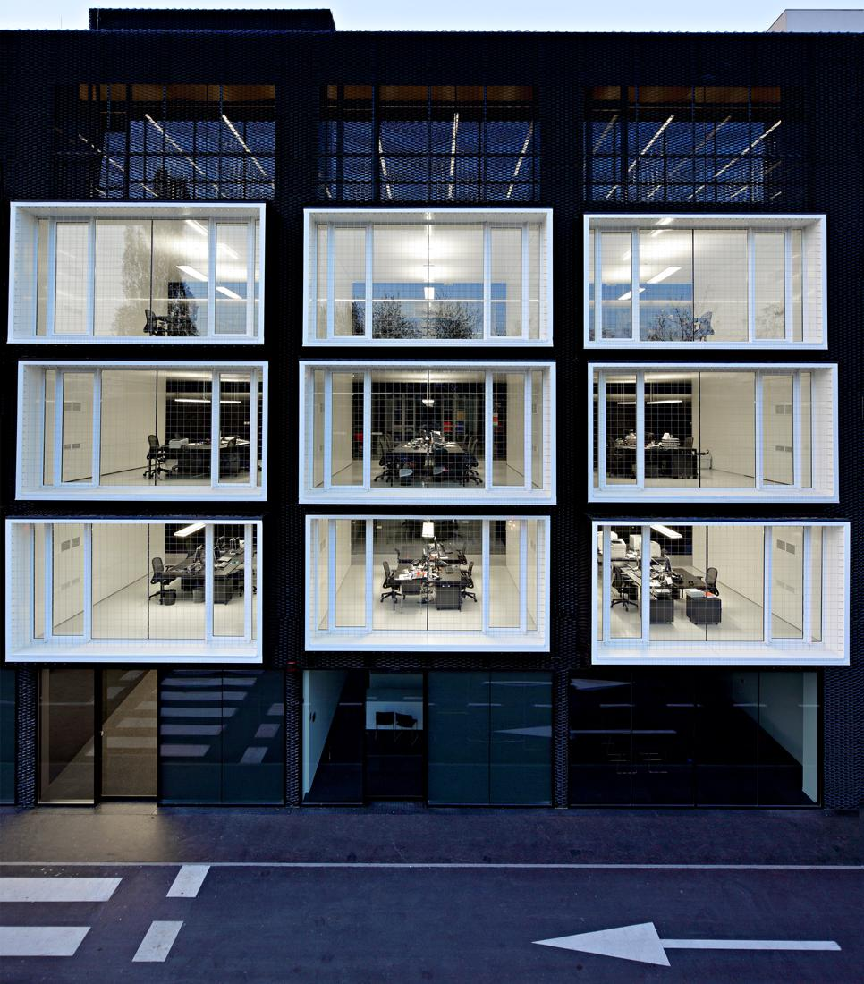 Studio up a f a s i a for Design office zagreb