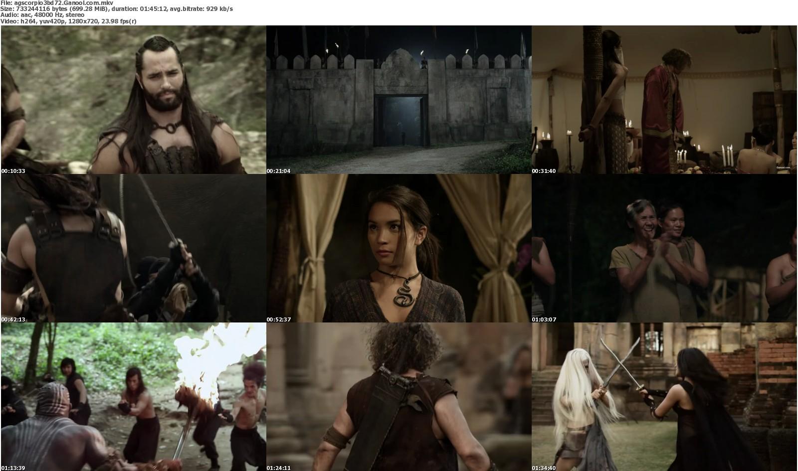 Scorpion King 3 Cast Quickmedia: The...
