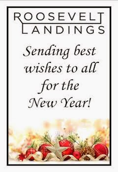 ROOSEVELT LANDINGS HOLIDAY SEASONS GREETINGS