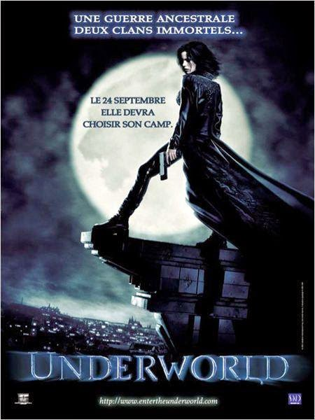 Underworld en Streaming