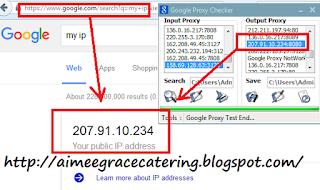 Proxy Google Passed 2016