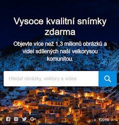 Pixabay.com: nádherné obrázky volně použitelné.