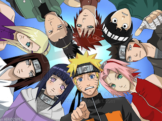 naruto n Friends
