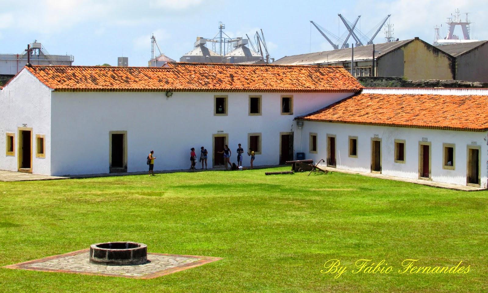 FORTALEZA DE SANTA CATARINA - Foto: Fábio Fernandes
