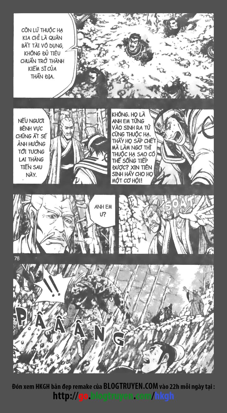 Hiệp Khách Giang Hồ chap 343 page 13 - IZTruyenTranh.com