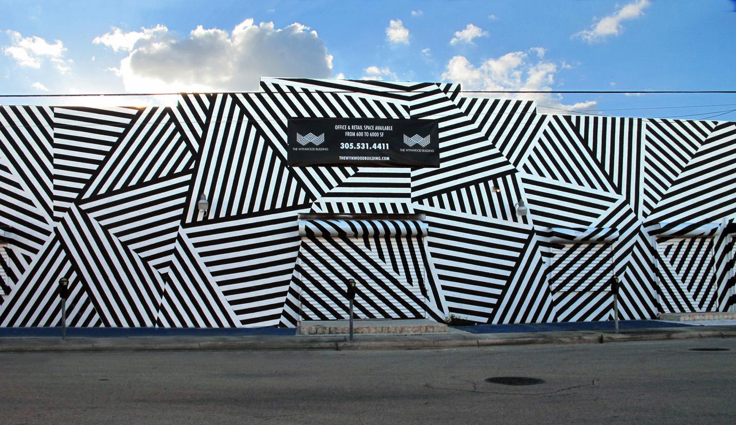 Art Walk In Miami Design District