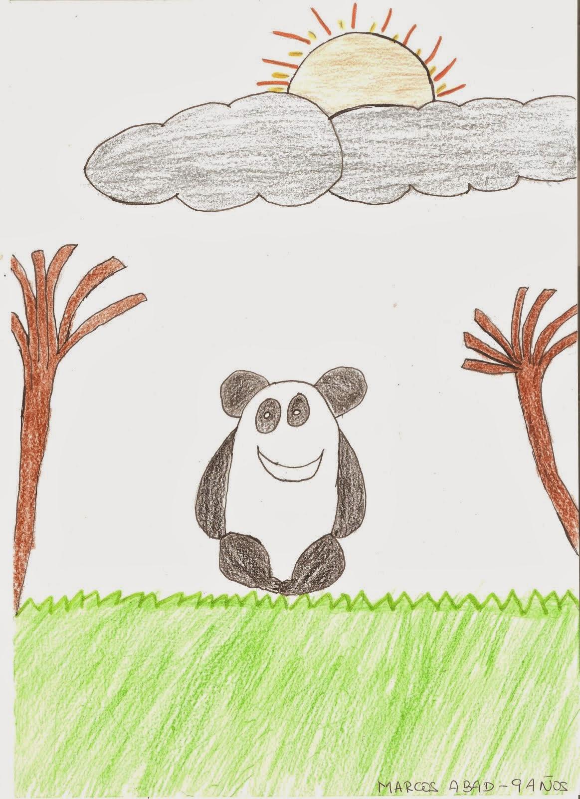 """""""El tejón y el oso goloso"""""""