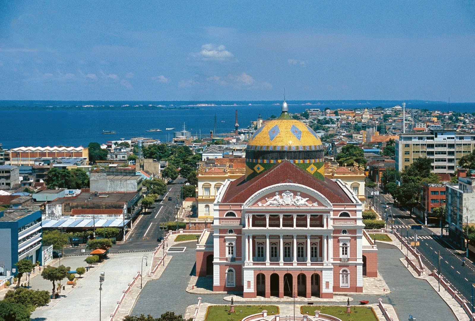 Manaus Brazil  city images : Manaus, Amazonas State, Brazil Brasil . A voyage to Manaus, Brazil ...