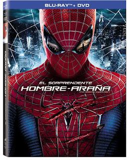 El sorprendente Hombre Araña [Brrip 720p] [Audio Dual] [1.06 gb.] [2012] ()