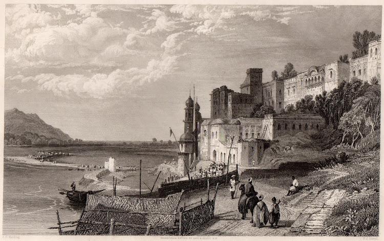 Hurdwar the Gate of Hari, or Vishnoo