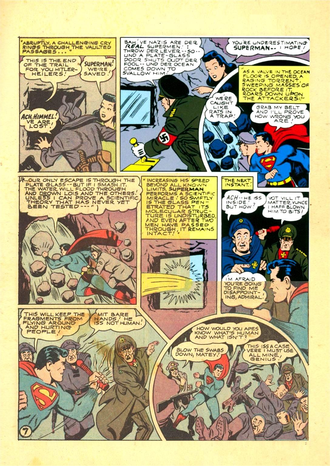 Action Comics (1938) 62 Page 7
