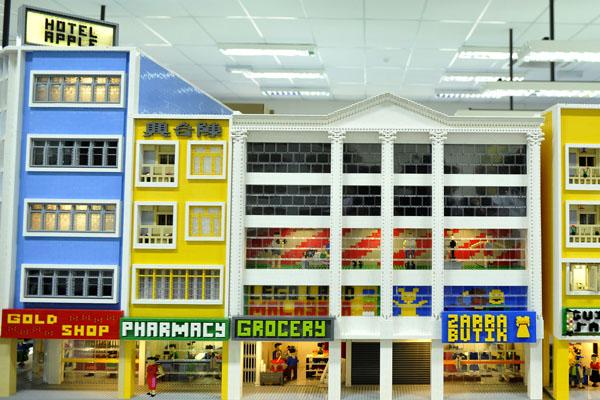 Taman Tema Legoland dan Bandar Hello Kitty di Johor!!