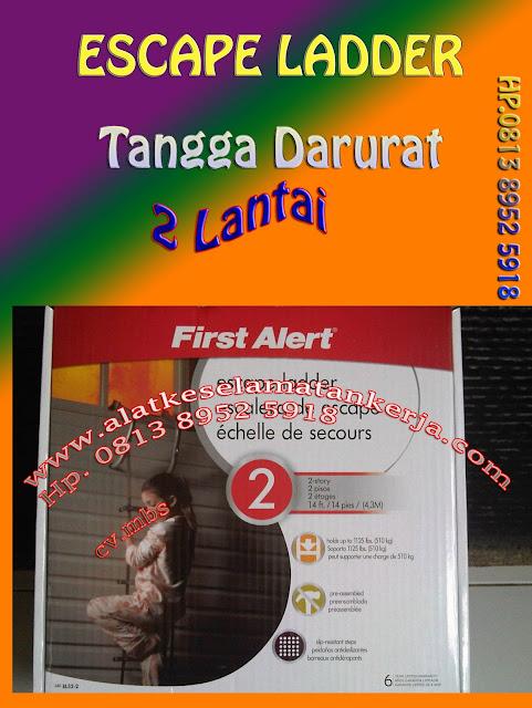 FIRE ESCAPE TANGGA DARURAT 2 LANTAI