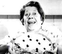 Propaganda da Massa de Pizza Amaral, veiculada nos anos 50.