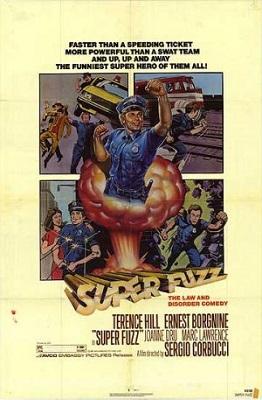 Superfuzz superhero movie
