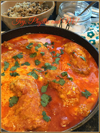 DAPHNE'S BUTTER CHICKEN
