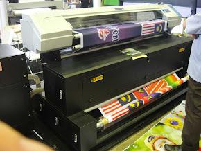 Mesin Printing Kain