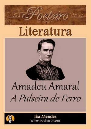 A Pulseira de Ferro, de Amadeu Amaral,,