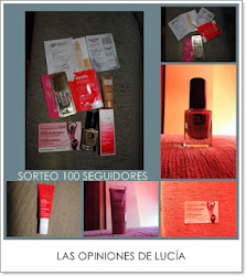 "Sorteo en el blog ""Las Opiniones de L"""