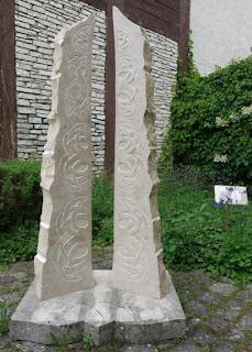 """Keltischer Lebensbaum"" von Olga Koulikova"