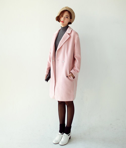 Áo khoác dạ cao cấp sang trọng cho các quý cô diện mùa thu đông