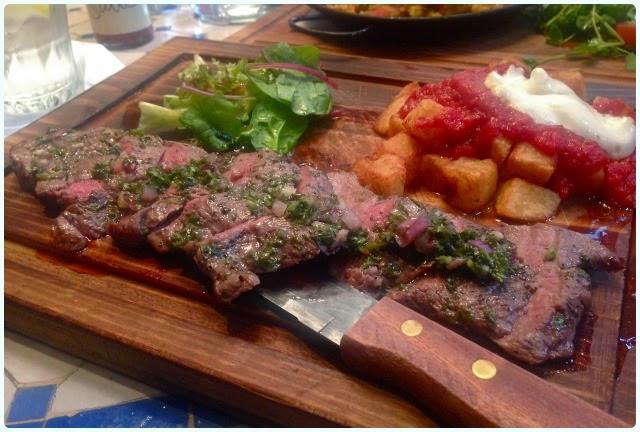 Revolucion de Cuba - Steak