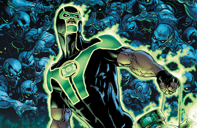 green lantern edge of oblivion