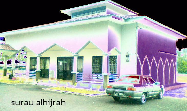 SURAU ALHIJRAH PPR PANTAI RIA - suraualhijrahpprpantairia.blogspot.com