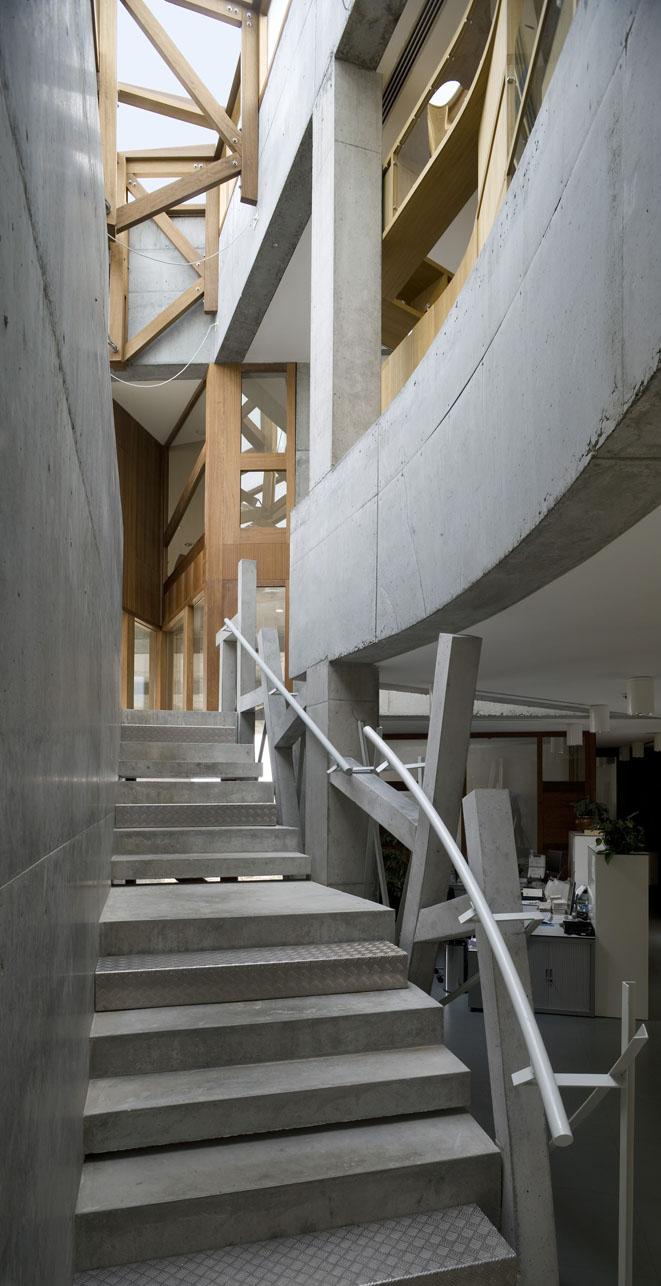 University Classroom Design Guidelines ~ Miralles tagliabue embt a f s i