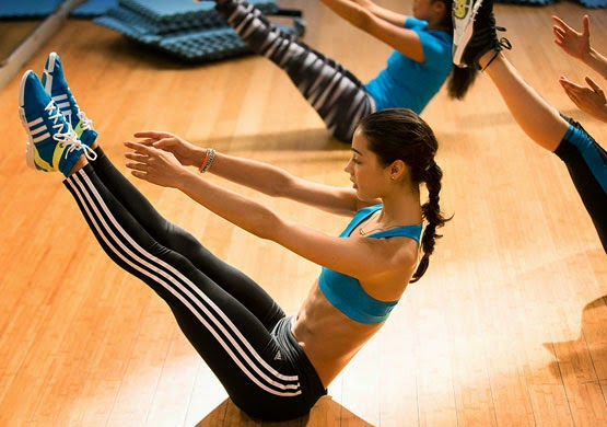 mallas deportivas pilates adidas