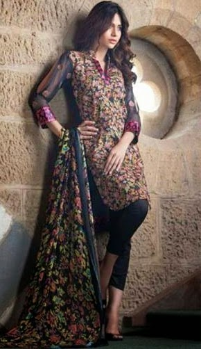Farah Leghari Eid Collection 2014