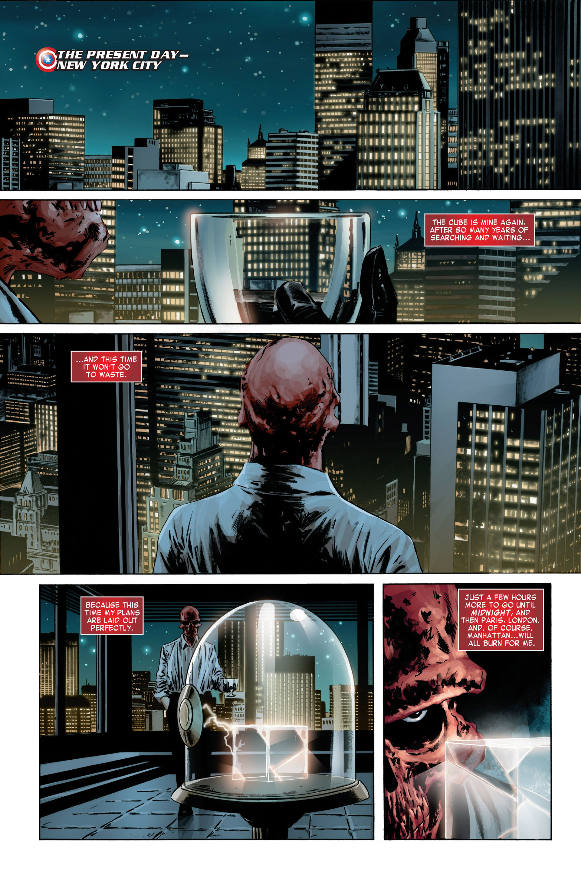 Captain America (2005) Issue #1 #1 - English 7