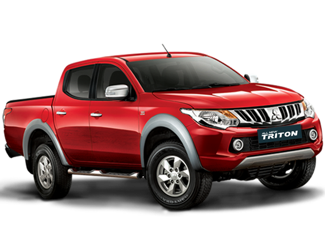 Mitsubishi All New Triton Jambi