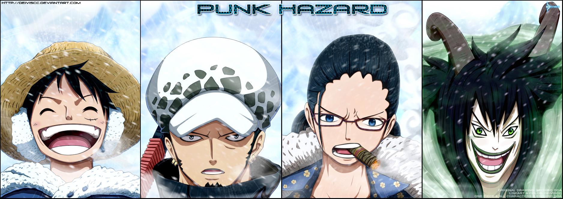 One Piece Chapter 671: Trái ác quỷ Gas Gas 018
