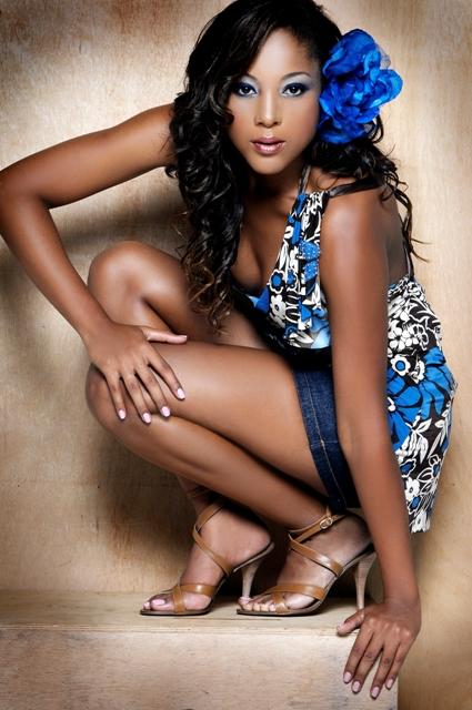 Ebony Recruit Claudia