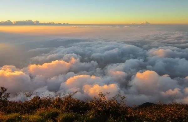 Foto di Puncak Gunung Cikuray