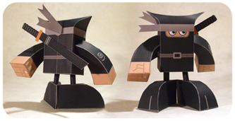 http://www.thebigfootstudio.com/free-paper-toys.html