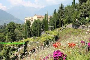 Clicca l'immagine per I giardini di Sissi