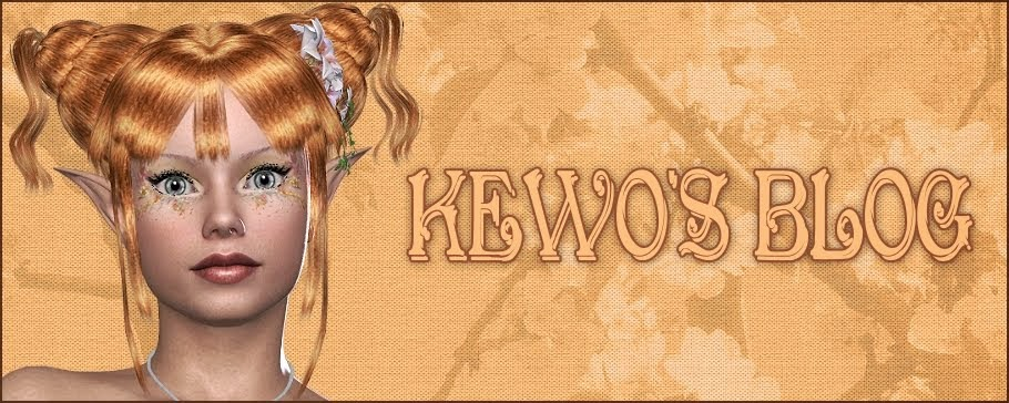 Kewo's Blog
