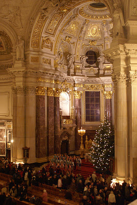 Berlin Cathedral Christmas