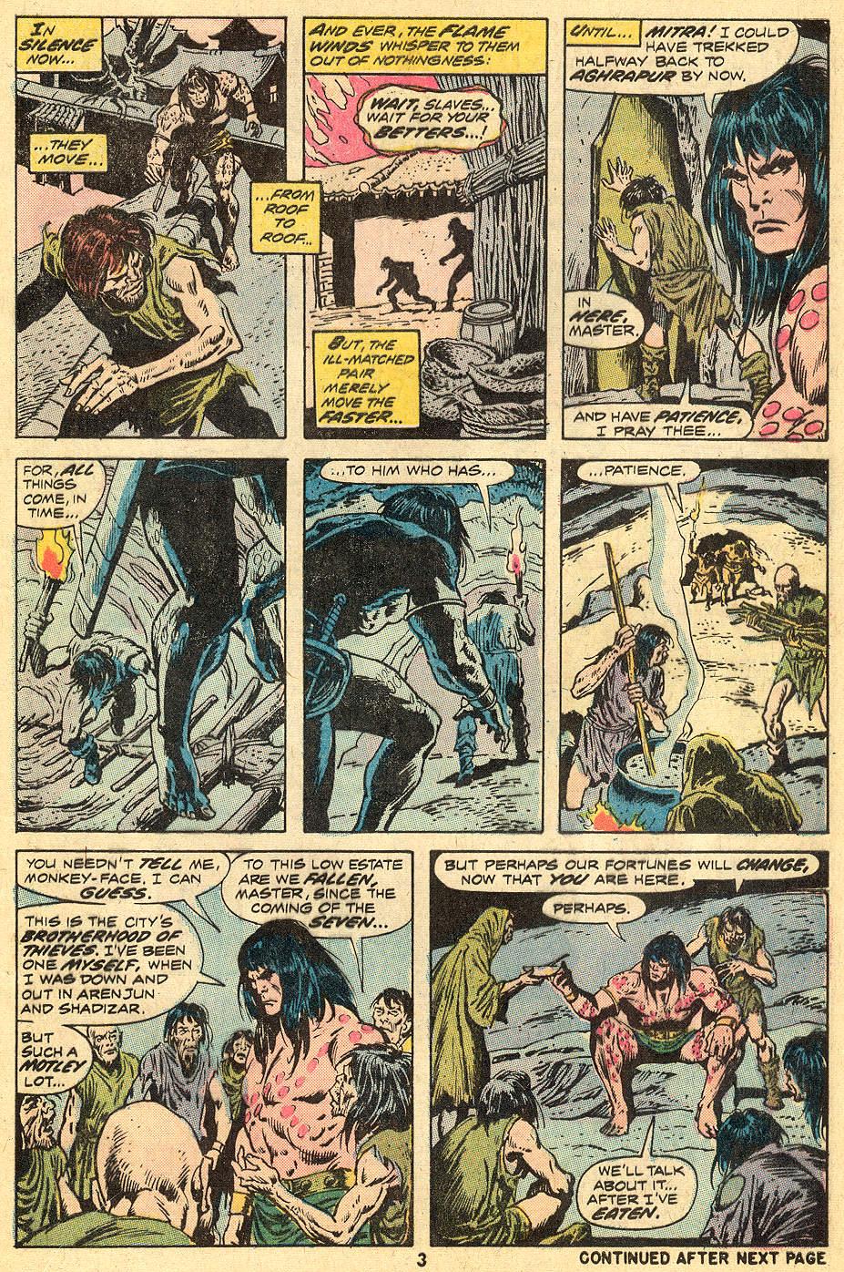Conan the Barbarian (1970) Issue #33 #45 - English 4