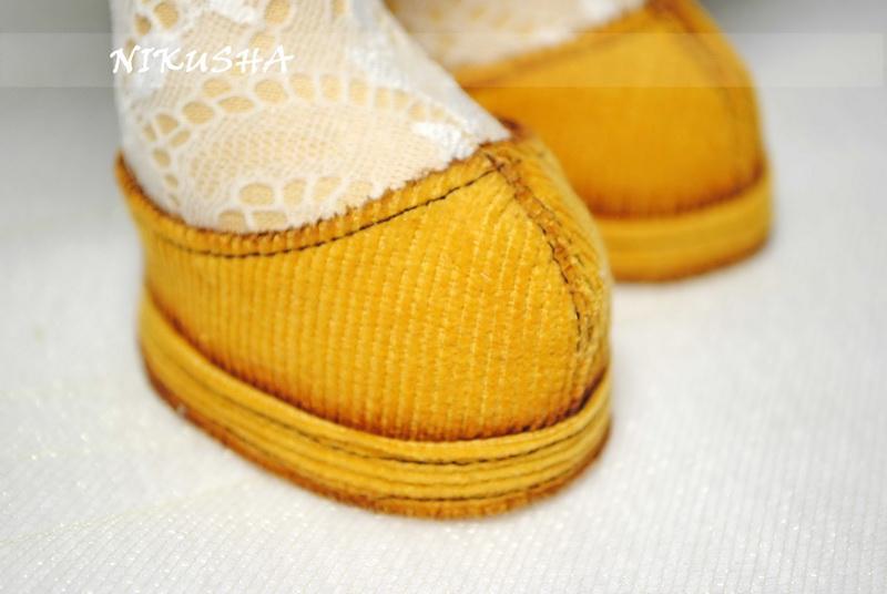 снежная девочка 4-обувь