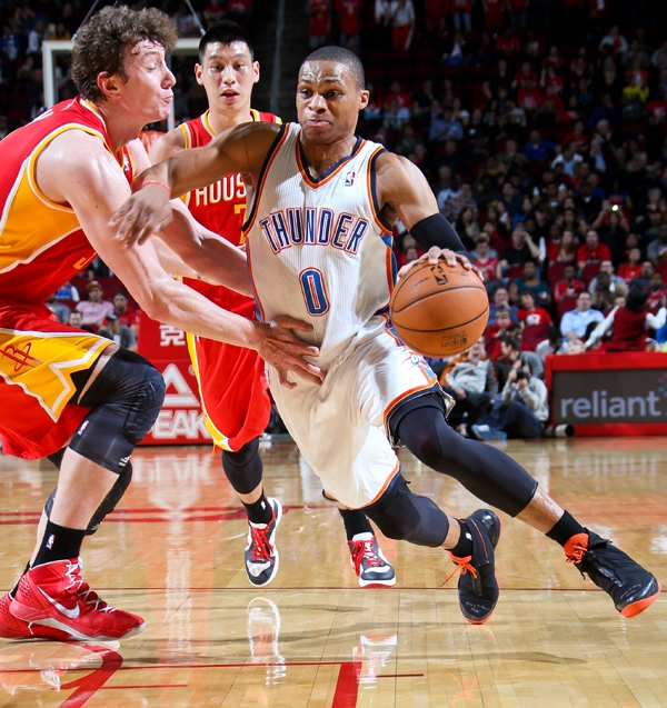 Houston Rockets Vs Okc: Thunder Brasil: Preview, NBA Playoffs