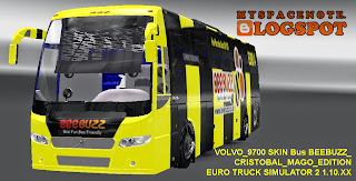 ETS2 Mod bus Indonesia