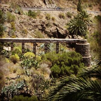 Molino de Agua de Fataga, Gran Canaria